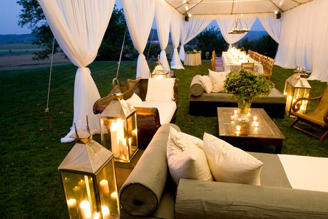 Where to Buy Wedding Tents